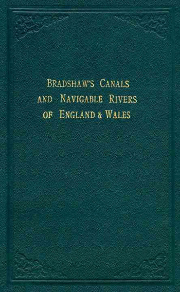 Cover ofBradshaw's Canals and Navigable Rivers of England & Wales