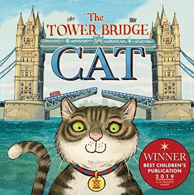 Cover of  The Tower Bridge Cat