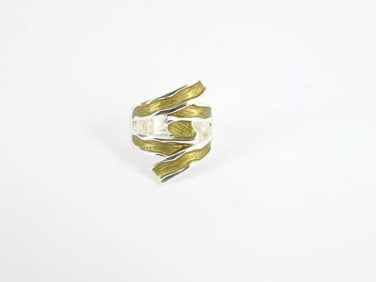 1950's Architecture Inspired Expanding Ring
