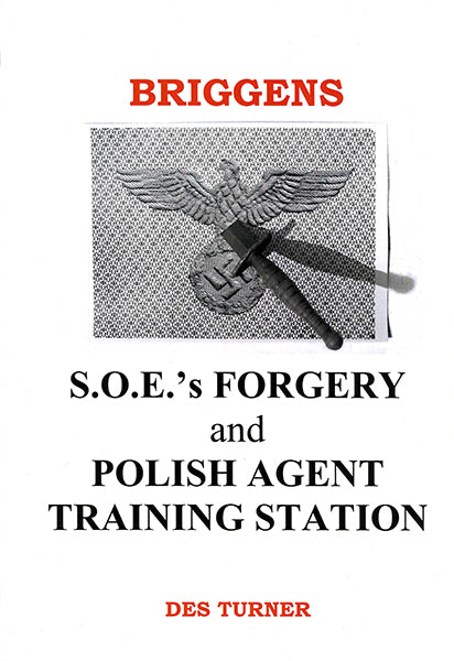 Cover of Briggens: SOE's Forgery and Polish Agent Training Station