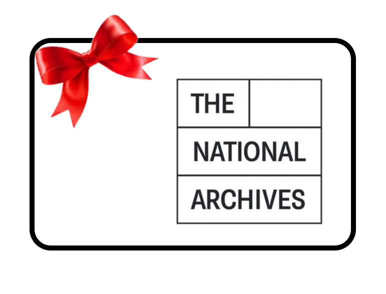 The National Archives E-Gift Voucher