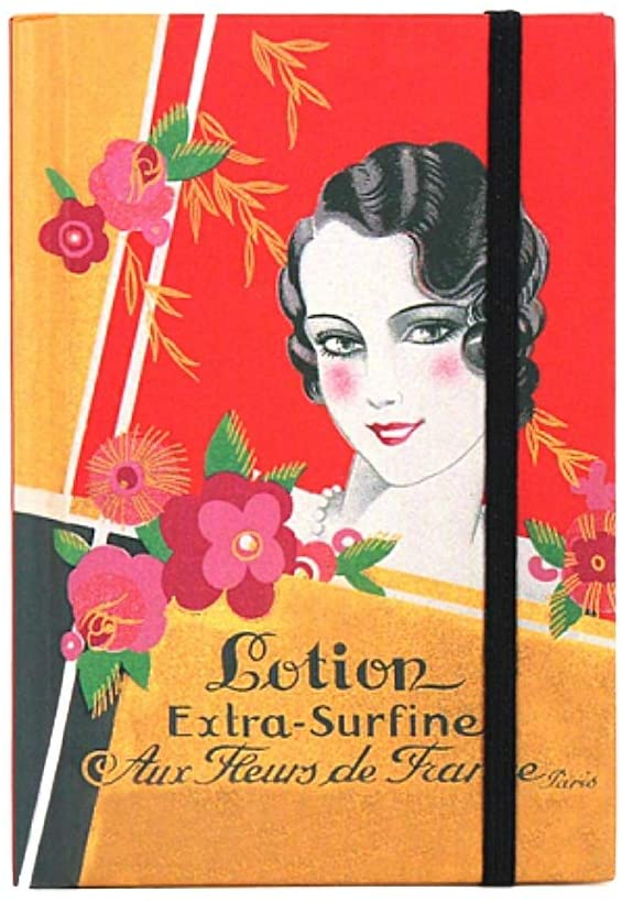 Vintage Advert Surfine A6 Notebook