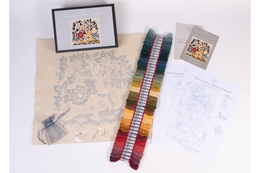 The Restoration Pillowe Needlework Kit