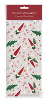 'Little Christmas Gnome' Tissue Paper Sheets