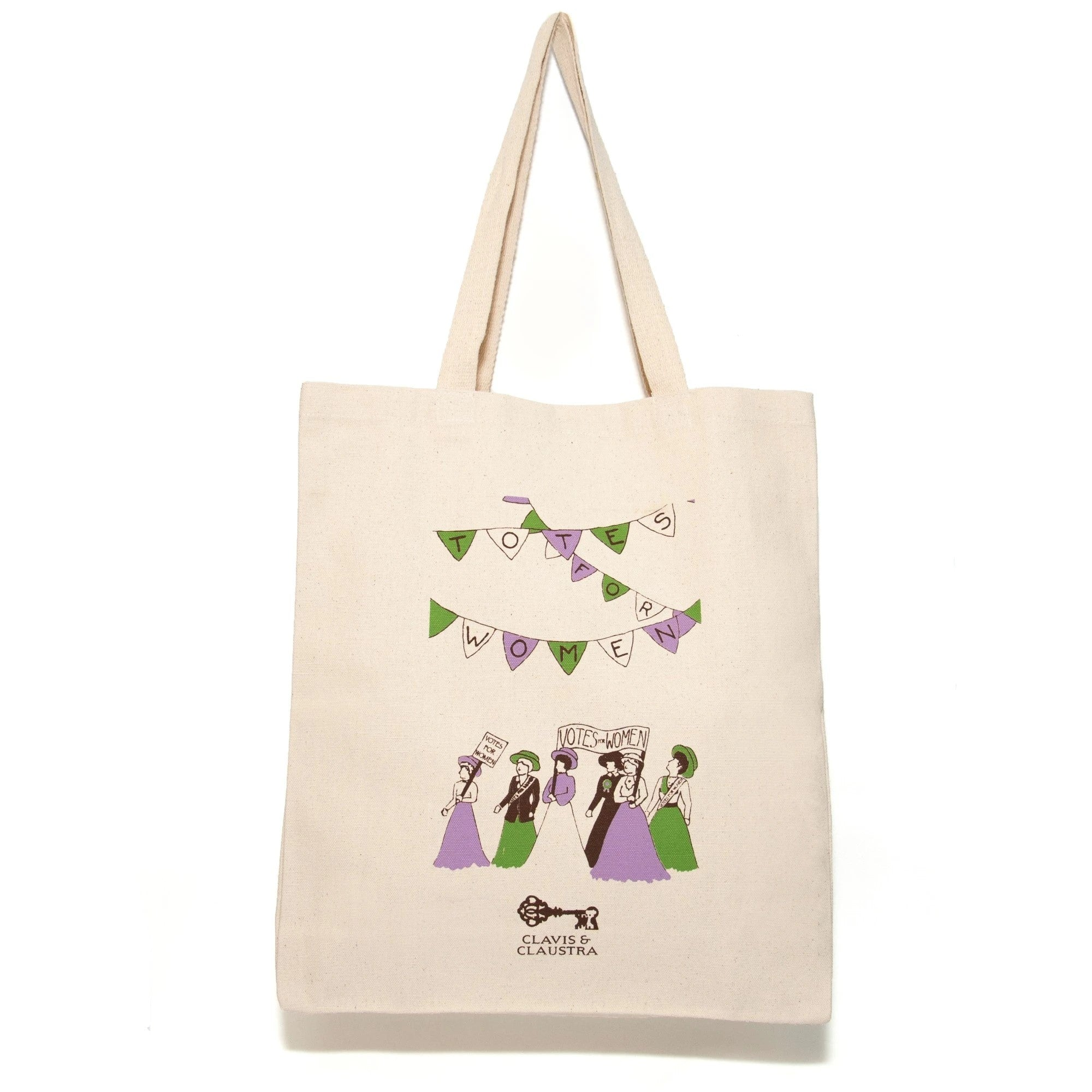'Totes For Women' Cotton Tote Bag