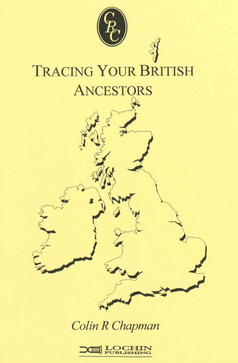 Cover of Tracing Your British Ancestors