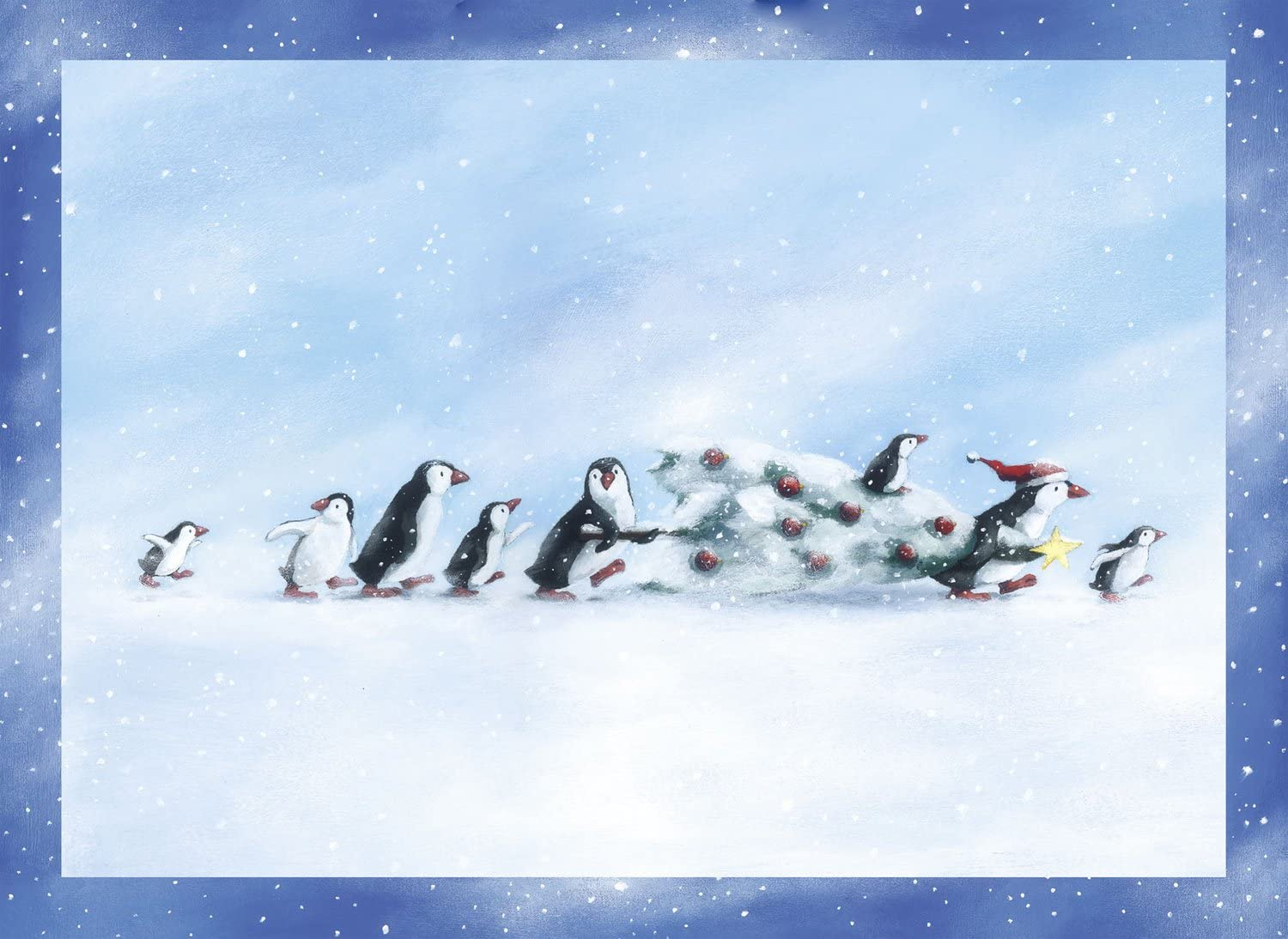 'Penguin's Christmas Story' Advent Calendar