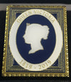 Queen Victoria 200th Anniversary Pin Badge