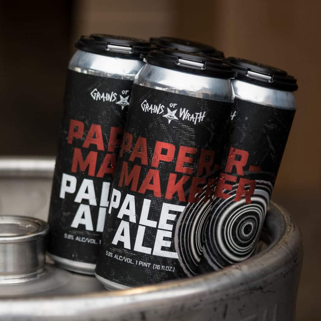 Papermaker Pale 4-Pack