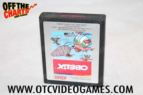 Obelix - Off the Charts Video Games