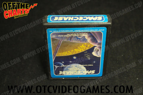 Space Chase Atari 2600 Game Off the Charts