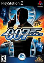 007 Agent Under Fire Playstation 2 Game Off the Charts