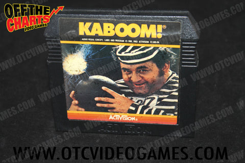 Kaboom - Off the Charts Video Games