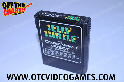 Telly Turtle - Off the Charts Video Games
