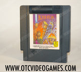 Joshua the Battle of Jericho Nintendo NES Game Off the Charts