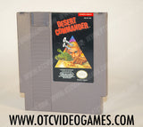 Desert Commander Nintendo NES Game Off the Charts