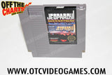 Jeopardy! Nintendo NES Game Off the Charts