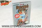 Castlevania III: Dracula's Curse Box - Off the Charts Video Games