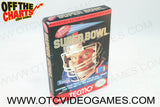 Tecmo Super Bowl Box Nintendo NES Box Off the Charts