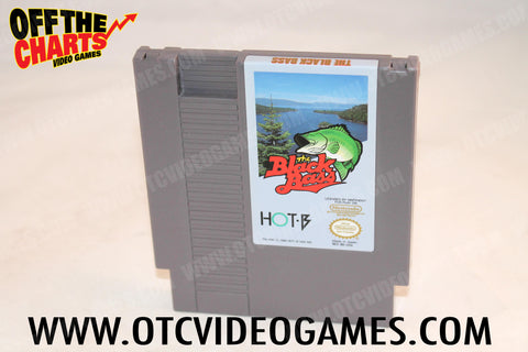 The Black Bass Nintendo NES Game Off the Charts