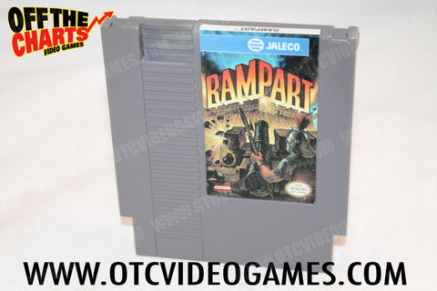 Rampart - Off the Charts Video Games