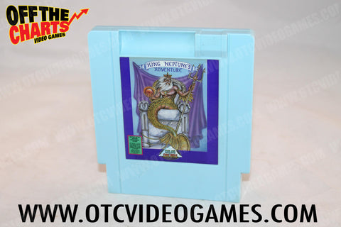 King Neptune's Adventure Nintendo NES Game Off the Charts