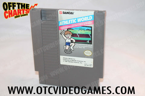 Athletic World - Off the Charts Video Games