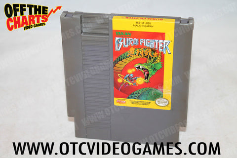 Burai Fighter Nintendo NES Game Off the Charts
