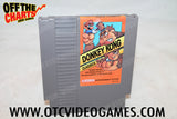 Donkey Kong Classics Nintendo NES Game Off the Charts
