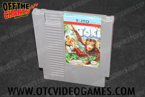 Toki - Off the Charts Video Games