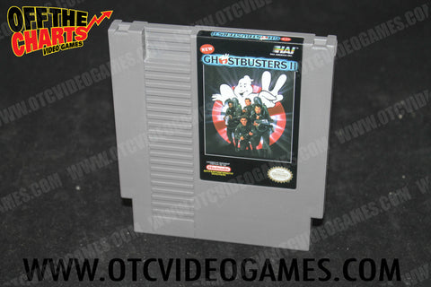 NEW Ghostbusters II *REPRODUCTION* - Off the Charts Video Games
