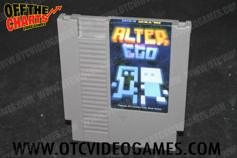 Alter Ego *REPRODUCTION* - Off the Charts Video Games