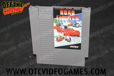 Road Fighter *REPRODUCTION* - Off the Charts Video Games