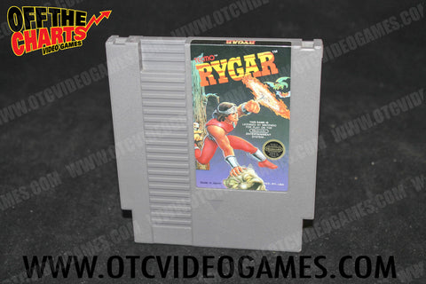 Rygar - Off the Charts Video Games