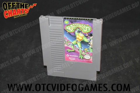 Battletoads - Off the Charts Video Games