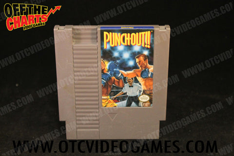 Punch-Out - Off the Charts Video Games