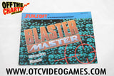 Blaster Master Manual - Off the Charts Video Games