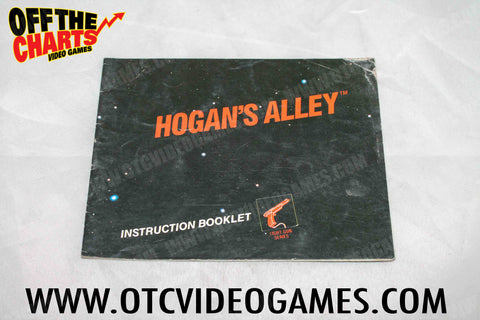 Hogan's Alley Manual Nintendo NES Manual Off the Charts