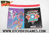Captain America and the Avengers Manual - Off the Charts Video Games