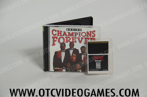 Champions Forever Boxing - Off the Charts Video Games