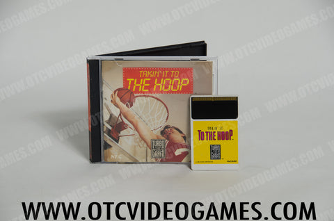 Takin' it to the Hoop - Off the Charts Video Games
