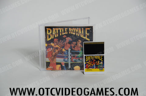 Battle Royale TurboGrafx-16 Game Off the Charts