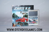 Chase H.Q. TurboGrafx-16 Game Off the Charts
