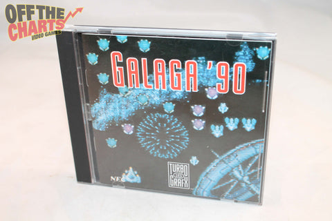 Galaga '90 - Off the Charts Video Games