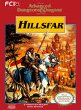 Advanced Dungeons & Dragons: Hillsfar - Cartridge Only