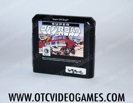 Super Off Road - Off the Charts Video Games