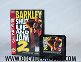 Barkley Shut Up and Jam 2 - Off the Charts Video Games