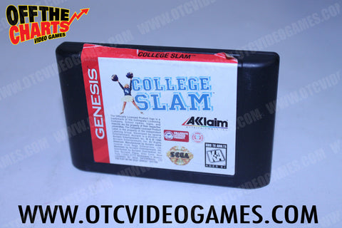 College Slam - Off the Charts Video Games