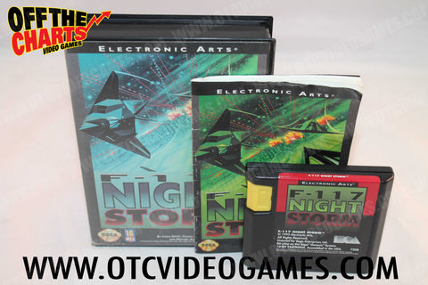 F-117 Night Storm - Off the Charts Video Games