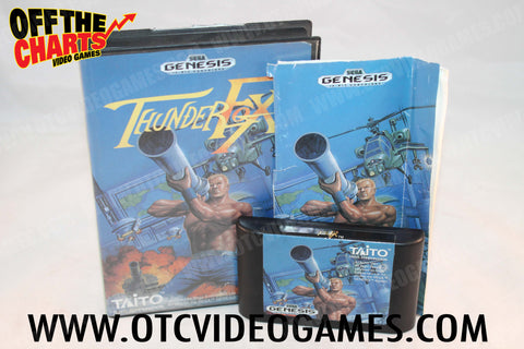 Thunder Fox - Off the Charts Video Games
